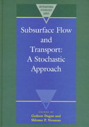 Subsurface Flow and Transport 0 9780521020091 0521020093