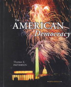 The American Democracy 5th edition 9780072322507 0072322500