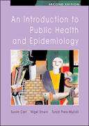 An Introduction to Public Health and Epidemiology 2nd Edition 9780335216246 0335216242