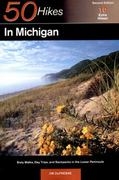 Explorer's Guide 50 Hikes in Michigan 2nd edition 9780881504552 0881504556