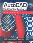 AutoCAD and Its Applications BASICS 2008 15th edition 9781590708309 159070830X
