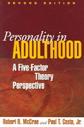 Personality in Adulthood 2nd edition 9781593852603 1593852606