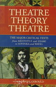 Theatre/Theory/Theatre 1st Edition 9781557833099 1557833095