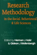 Research Methodology in the Social, Behavioural and Life Sciences 0 9780761958840 0761958843
