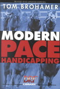 Modern Pace Handicapping 2nd edition 9780964849372 0964849372
