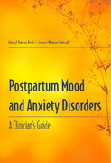 Postpartum Mood And Anxiety Disorders: A Clinician's Guide 1st edition 9780763716493 0763716499