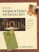 Theatrical Design and Production 3rd Edition 9781559347013 1559347015