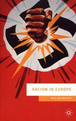 Racism in Europe 1st Edition 9780333711200 0333711203