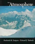 The Atmosphere 7th edition 9780137429745 0137429746