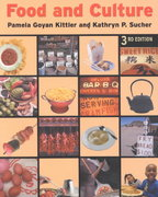 Food and Culture 3rd Edition 9780534551643 0534551645