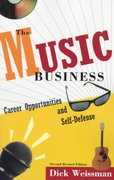 The Music Business 2nd edition 9780517887844 0517887843