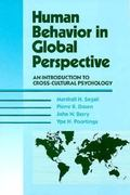 Human Behavior in Global Perspective 1st edition 9780205144785 0205144780