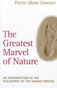 The Greatest Marvel of Nature 0 9780824517991 0824517997