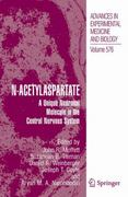 N-Acetylaspartate 1st edition 9780387301716 0387301712