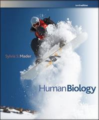 Human Biology 10th edition 9780072986860 0072986867