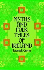 Myths and Folk Tales of Ireland 0 9780486224305 0486224309