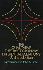 Qualitative Theory of Ordinary Differential Equations 0 9780486658469 0486658465
