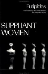 Suppliant Women 0 9780195045536 019504553X