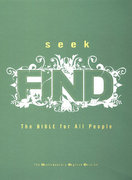 Seek Find: the Bible for All People (Contemporary English Version) 0 9780399153976 0399153977