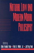 Natural Law and Modern Moral Philosophy 0 9780521794602 0521794609