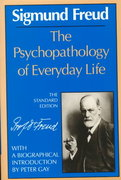 The Psychopathology of Everyday Life 1st Edition 9780393006117 0393006115