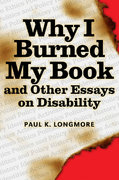 Why I Burned My Book 1st Edition 9781592130245 1592130240