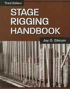 Stage Rigging Handbook, Third Edition 3rd Edition 9780809327416 0809327414