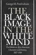 The Black Image in the White Mind 0 9780819561886 0819561886