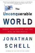 The Unconquerable World 1st Edition 9780805044577 0805044574