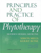Principles and Practice of Phytotherapy 1st edition 9780443060168 0443060169