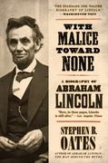 With Malice Toward None 1st Edition 9780060924713 0060924713