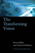 The Transforming Vision 1st Edition 9780877849735 0877849730
