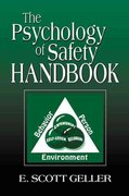 The Psychology of Safety Handbook 2nd Edition 9781566705400 1566705401