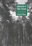 Americans and their Forests 0 9780521428378 0521428378