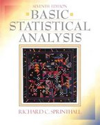 Basic Statistical Analysis 7th edition 9780205360666 0205360661