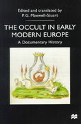 The Occult in Early Modern Europe 1st Edition 9780312217532 0312217536