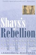 Shays's Rebellion 1st Edition 9780812218701 0812218701
