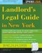 Landlord's Legal Guide in New York 2nd edition 9781572485914 1572485914