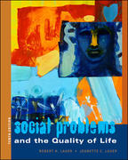Social Problems and the Quality of Life 10th edition 9780073205793 0073205796