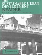The Sustainable Urban Development Reader 1st edition 9780415311878 041531187X