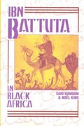 Ibn Battuta in Black Africa 2nd edition 9781558760882 1558760881