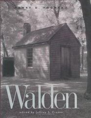Walden 1st Edition 9780300104660 0300104669