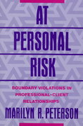 At Personal Risk 1st Edition 9780393701388 0393701387