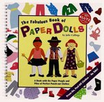 The Fabulous Book of Paper Dolls 0 9781570546310 1570546312