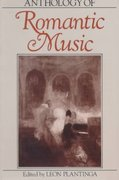 Anthology of Romantic Music 1st Edition 9780393952117 0393952118