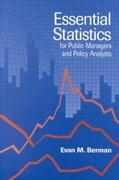 Essential Statistics for Public Managers and Policy Analysts 1st edition 9781568026473 1568026471