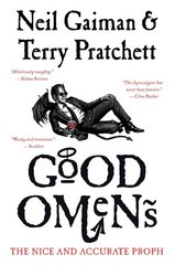 Good Omens 1st Edition 9780060853976 0060853972