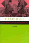 Memories of State 1st edition 9780520235465 0520235460