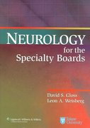 Neurology for the Specialty Boards 1st edition 9781405104814 1405104813