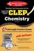 The CLEP Chemistry 0 9780738603193 0738603198